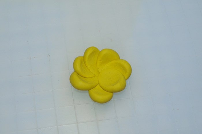 Ліпимо квіти з пластиліну, фото 15