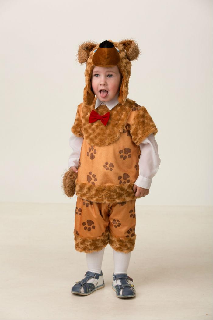 Новорічний костюм собаки для хлопчика