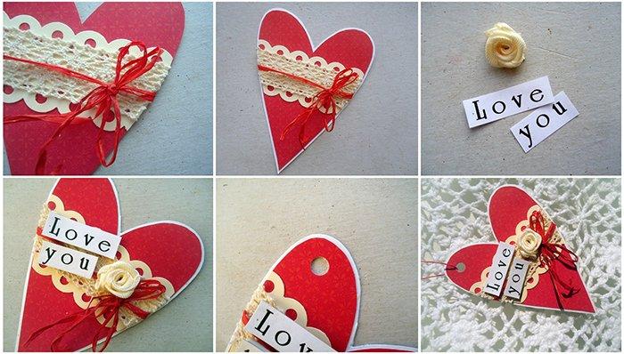 Як зробити торт сердечко Как сделать коробочку-сердечко своими руками, пошаговый