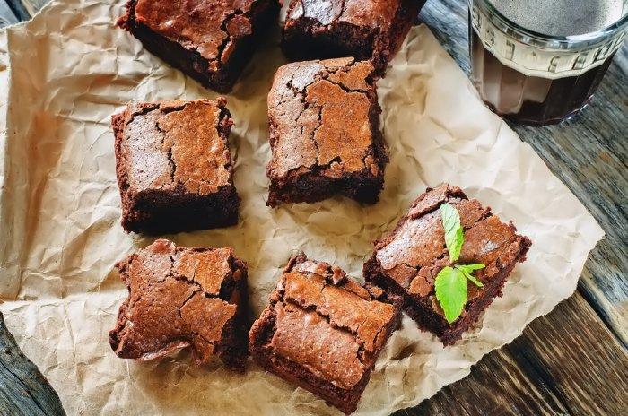 Рецепт брауни с шоколадом и орехами, фото 1