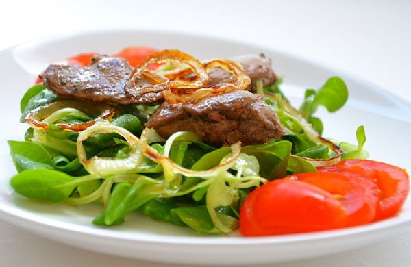 Пікантні соуси до м'ясних салатів, рецепт