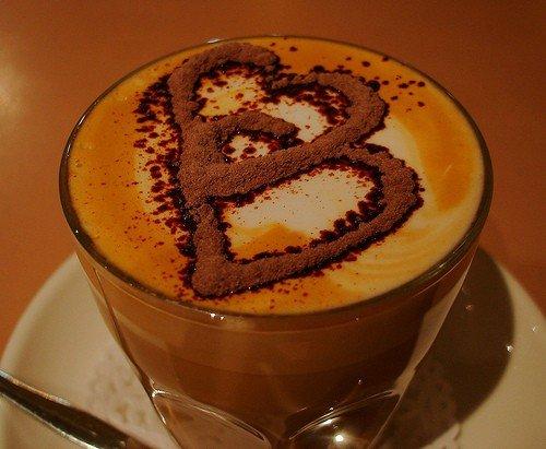 Латте-арт (малюнки на каві) - фото 4