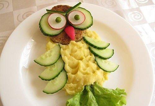 Интересные детские завтраки – фото 8