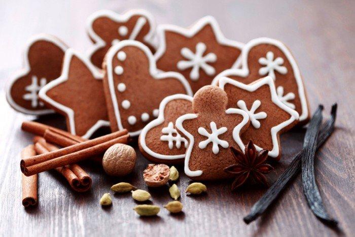 Вкусное новогоднее печенье с глазурью своими руками, фото 7