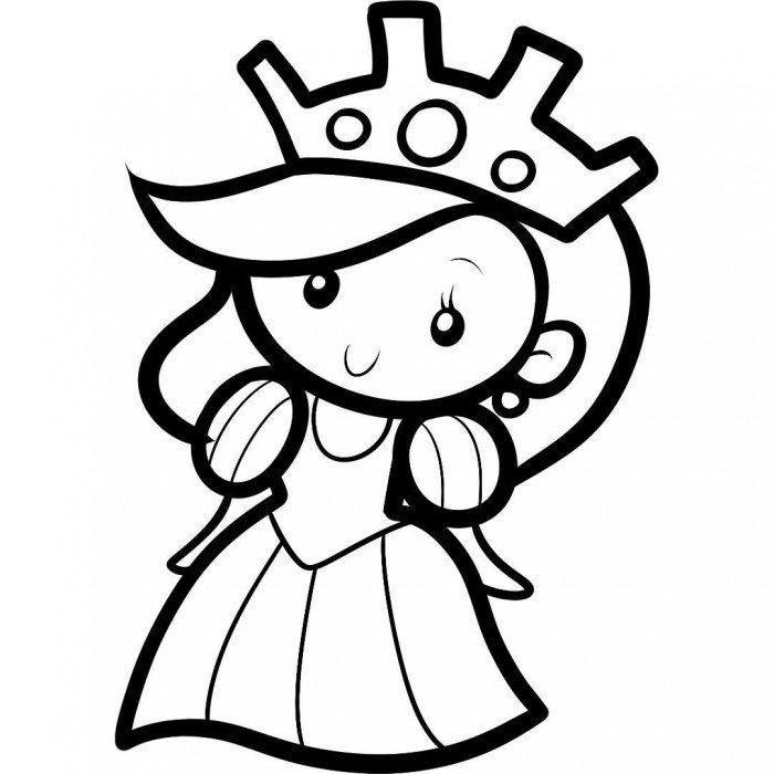 Как нарисовать принцессу, фото 17
