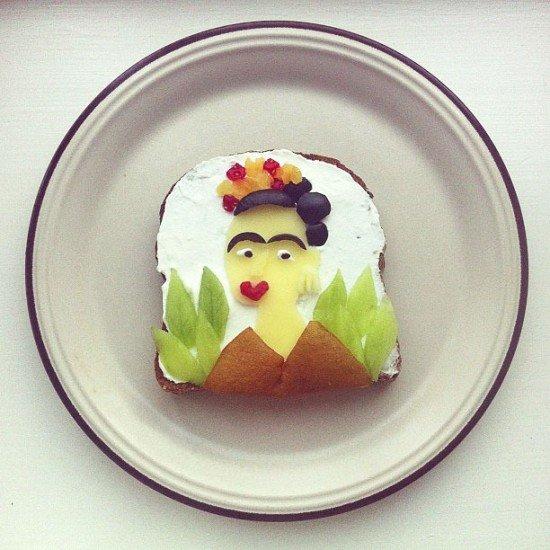 Креативные и полезные завтраки для детей - фото 9