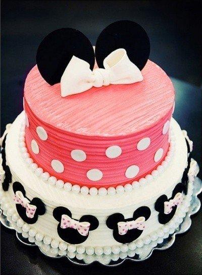 Прикрашання дитячих тортів