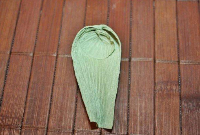 букет из конфет маки