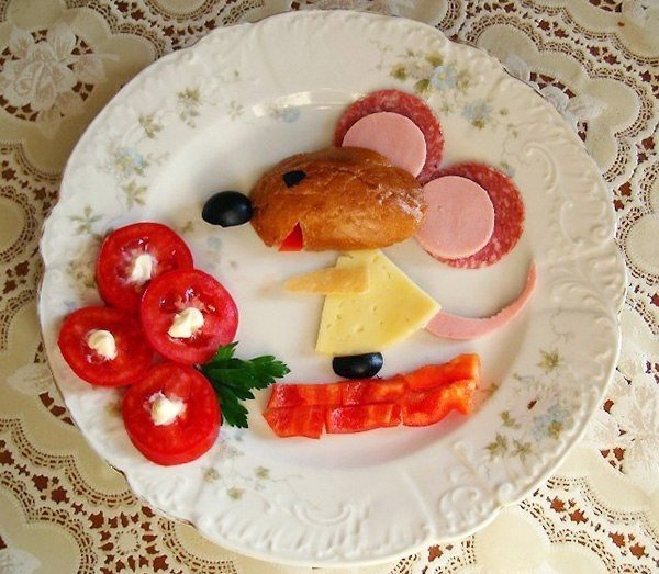 Интересные детские завтраки – фото 3