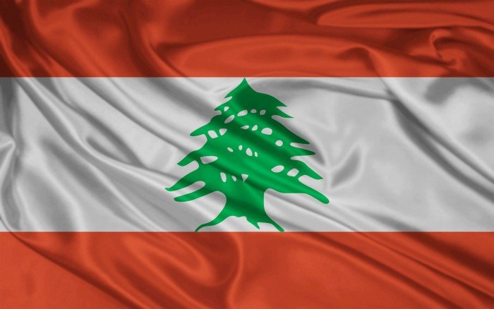 Національний прапор Лівану