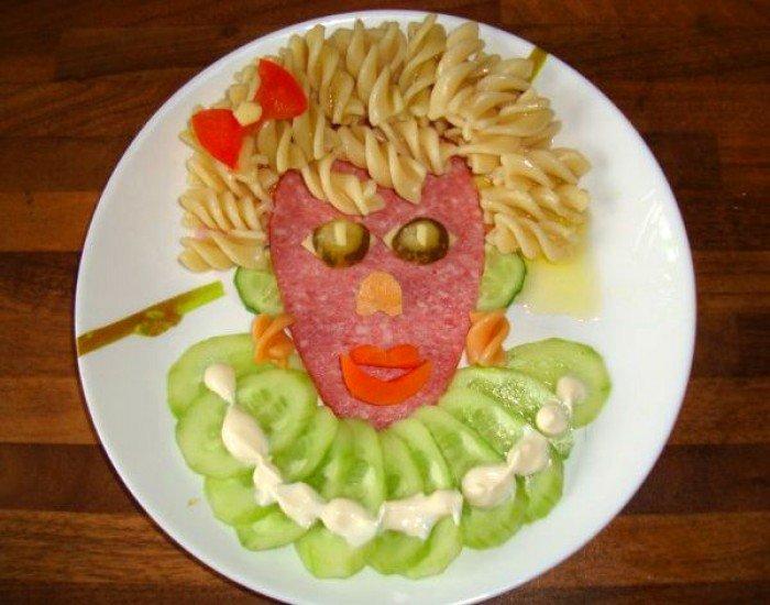 Необычные блюда для детей