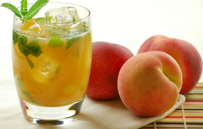 Персиковий лимонад