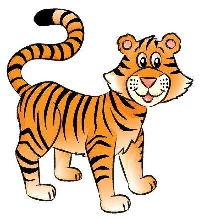 Как нарисовать тигренка поэтапно, фото 6