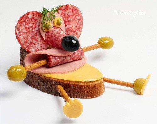 Интересные детские завтраки – фото 11