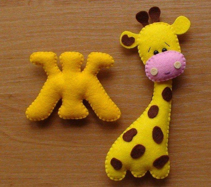 Как сделать игрушки зверей своими руками