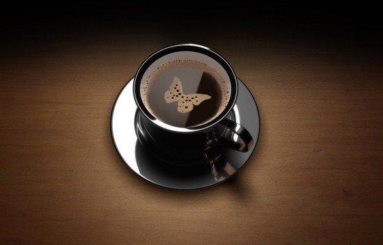 Латте-арт (рисунки на кофе) — фото 8