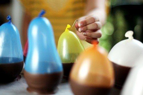 Шоколадні корзинки своїми руками - фото 2