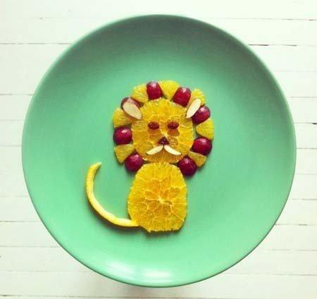 Креативные и полезные завтраки для детей - фото 16