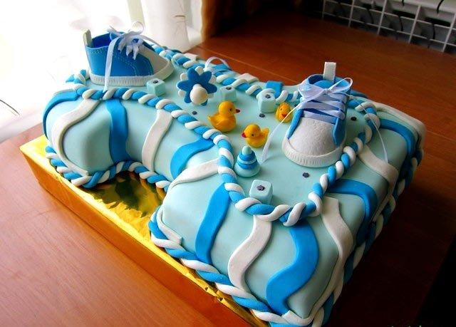 Тортики детские