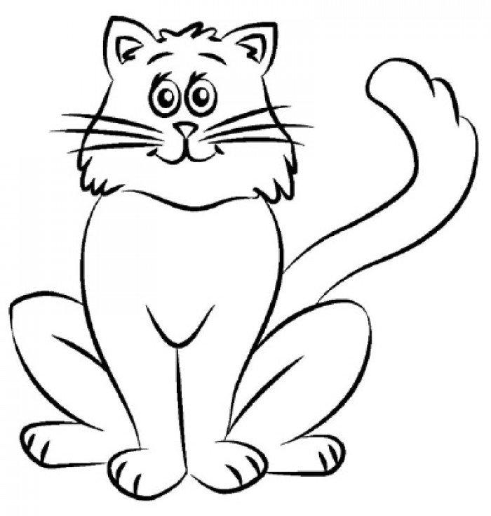 Як намалювати кота поетапно, фото 6