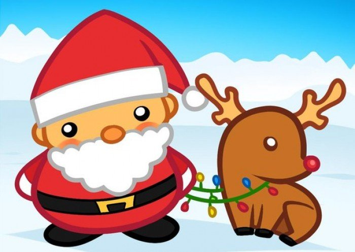 Як намалювати Санта Клауса поетапно, фото 9