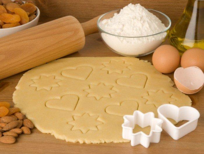 детские печеньки фигурки медовый рецепт с фото
