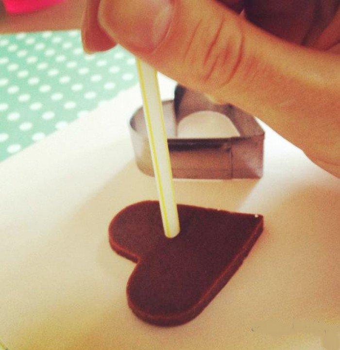Печенье с пожеланиями рецепт - фото 1