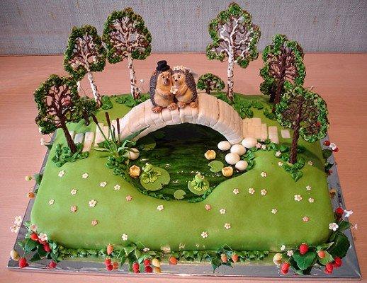 Оригінальні дитячі торти для хлопчиків і дівчаток — фото-ідеї оформлення 0d5bf86ae6c7f
