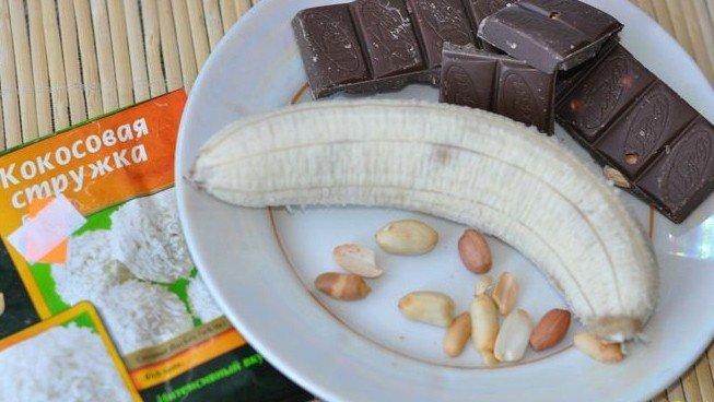 Вишукані банани в шоколаді - фото 1