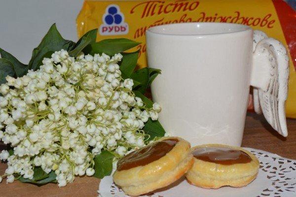 пирог с вареньем без дрожжей в духовке рецепт пошагово