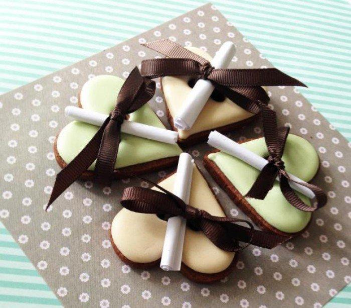 Печенье с пожеланиями рецепт - фото 11