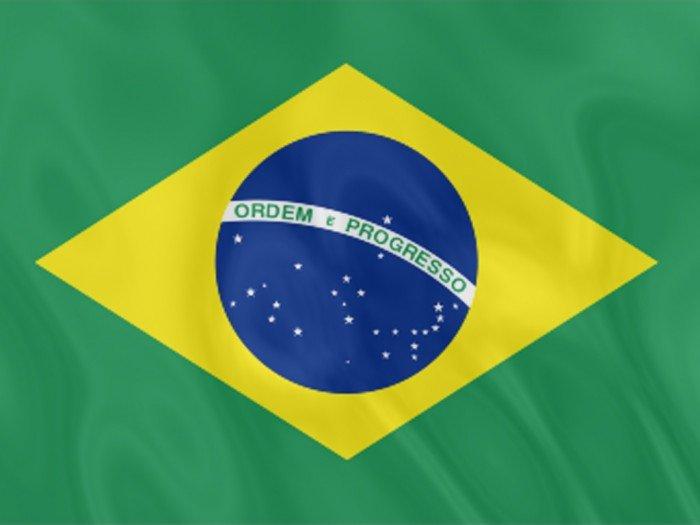 Национальный флаг Бразилии