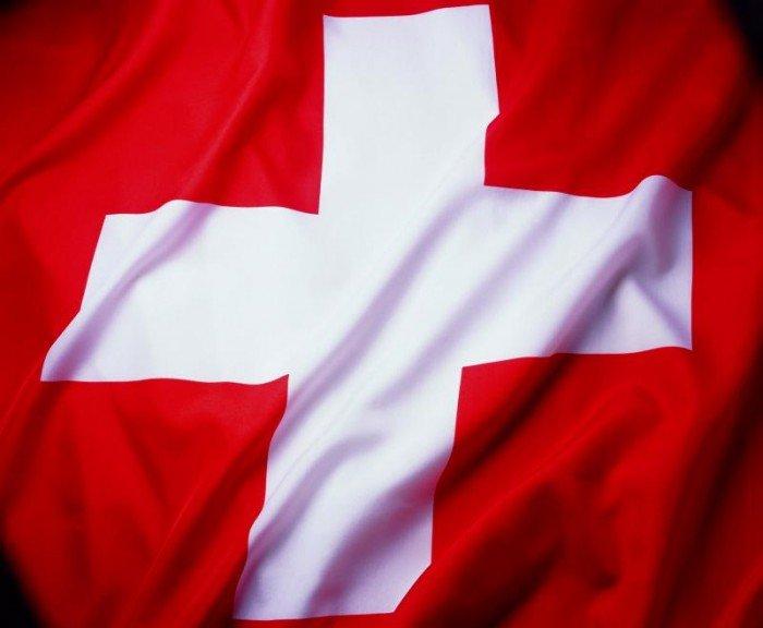 Національний прапор Швейцарії