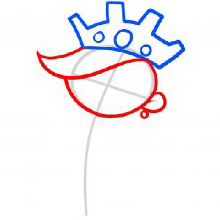 Как нарисовать принцессу, фото 13
