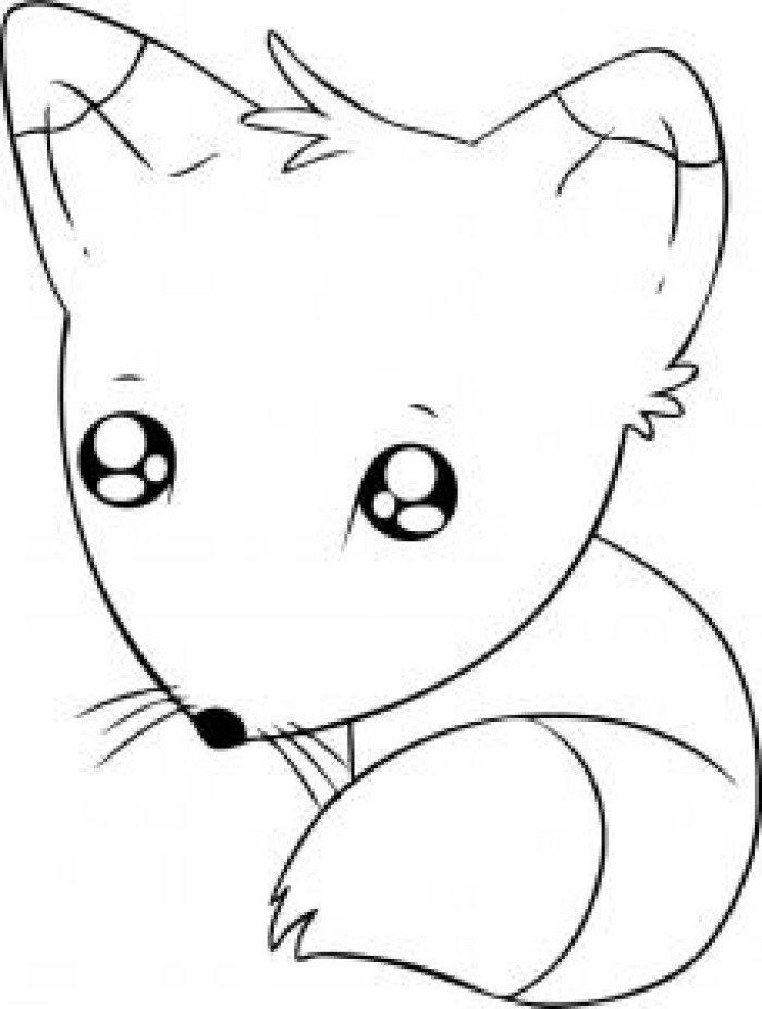 Як намалювати лисицю поетапно, фото 30