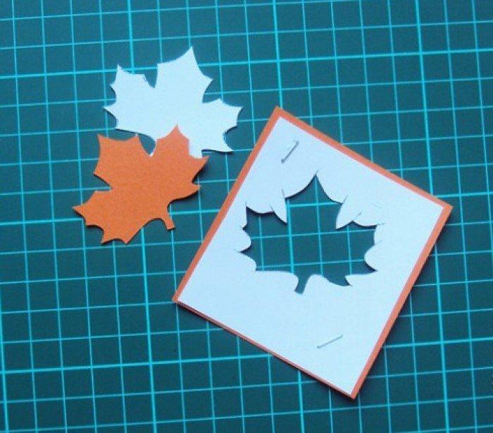 Листівка на 1 вересня своїми руками, фото 8