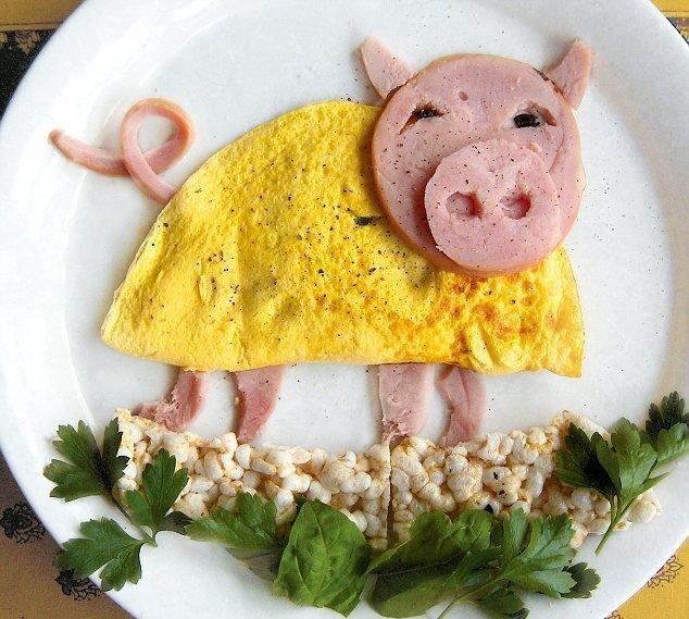 Интересные детские завтраки – фото 5