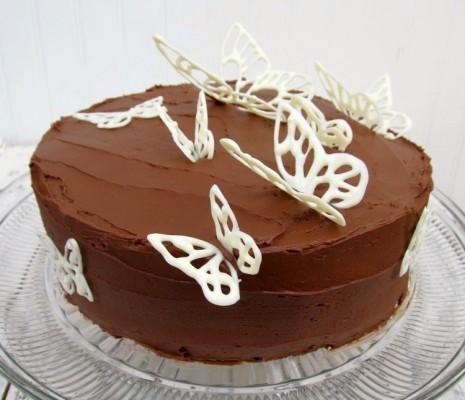 Секреты украшение торта глазурью в домашних условиях