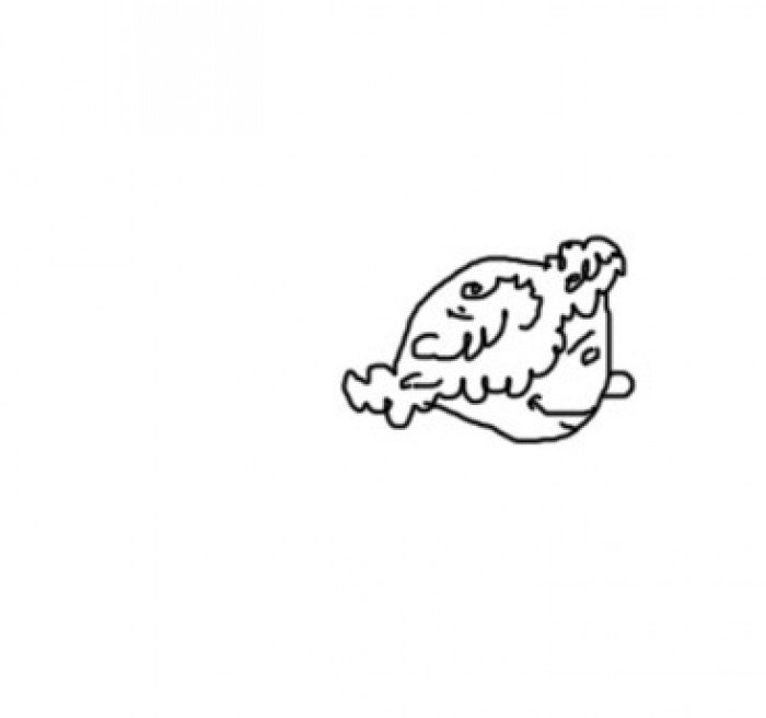 Как нарисовать ангела схема 3, шаг 2
