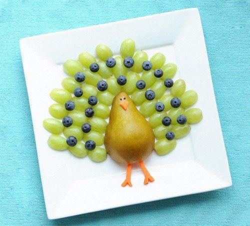 Как красиво подать фрукты к столу. Оформление фруктовой нарезки - фото 2