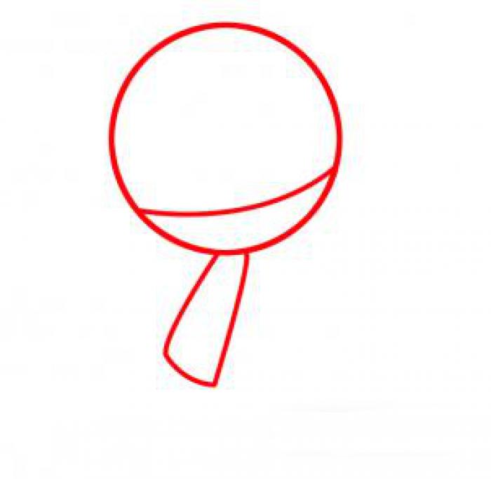 Как нарисовать ангела схема 4, шаг 1