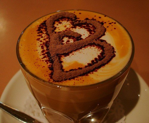 Латте-арт (рисунки на кофе) — фото 4