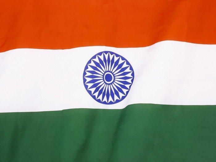 Національний прапор Індії
