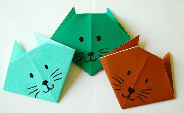 Что такое оригами на удачу