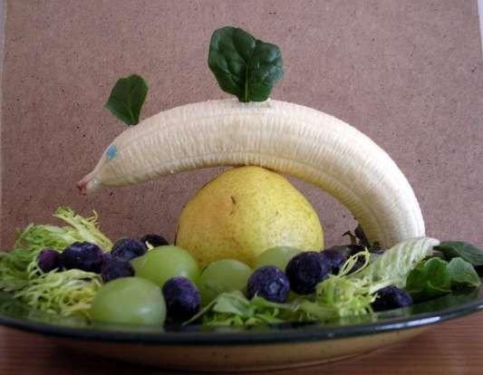 Как красиво подать фрукты к столу. Оформление фруктовой нарезки - фото 3