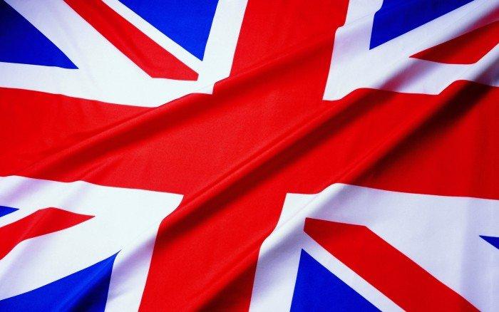 Национальный флаг Великобритании