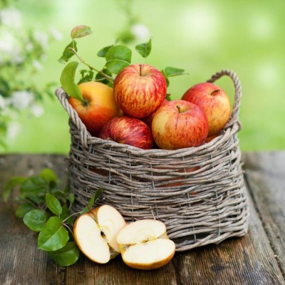 Как нарисовать яблоко? Самый вкусный мастер-класс