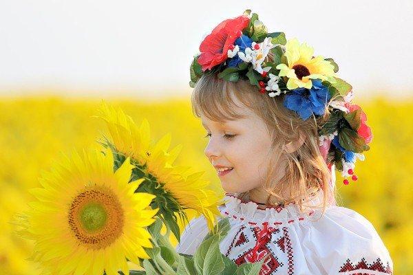 Український вінок, український вінок своїми руками, схеми і квіти ...