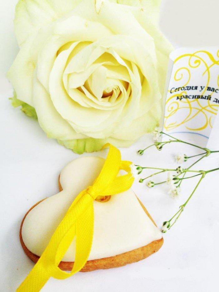 Печенье с пожеланиями рецепт - фото 12