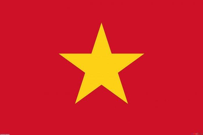 Национальный флаг Вьетнама